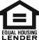 Equal Housing Lender